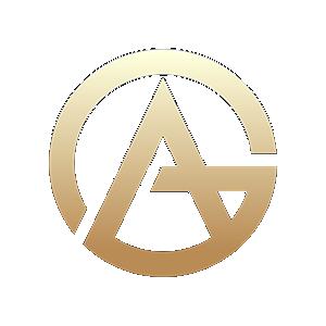 אריה גולדין - עיצוב פנים לוגו