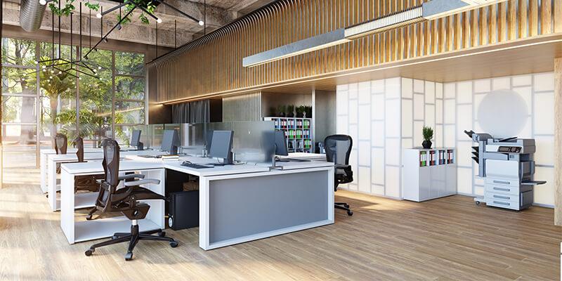 אריה גולדין - עיצוב פנים - מעצב פנים משרדים