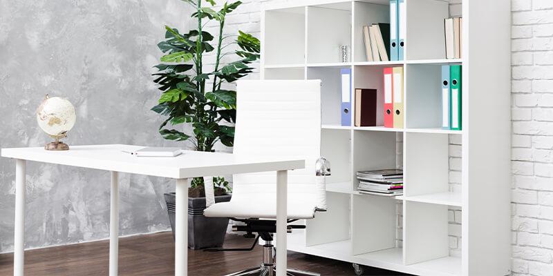 אריה גולדין - עיצוב פנים - עיצוב פנים למשרד קטן
