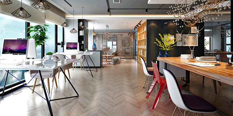 עיצוב פנים משרדים - כל הדגשים החשובים שאתם חייבים להכיר - אריה גולדין
