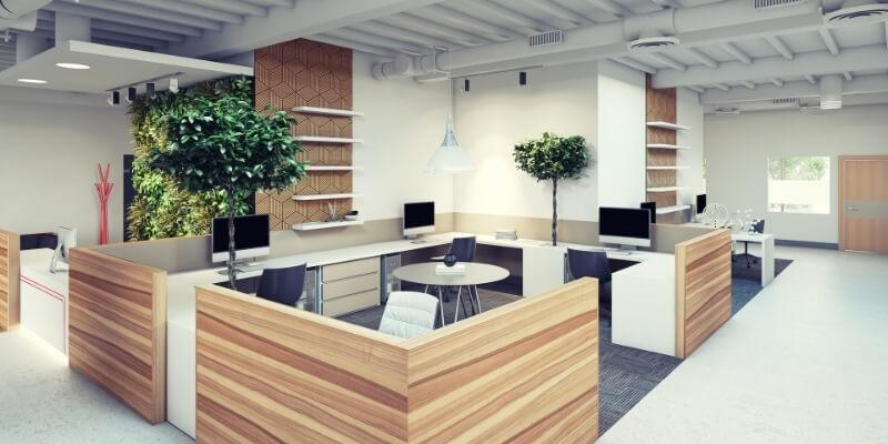 עיצוב משרדים